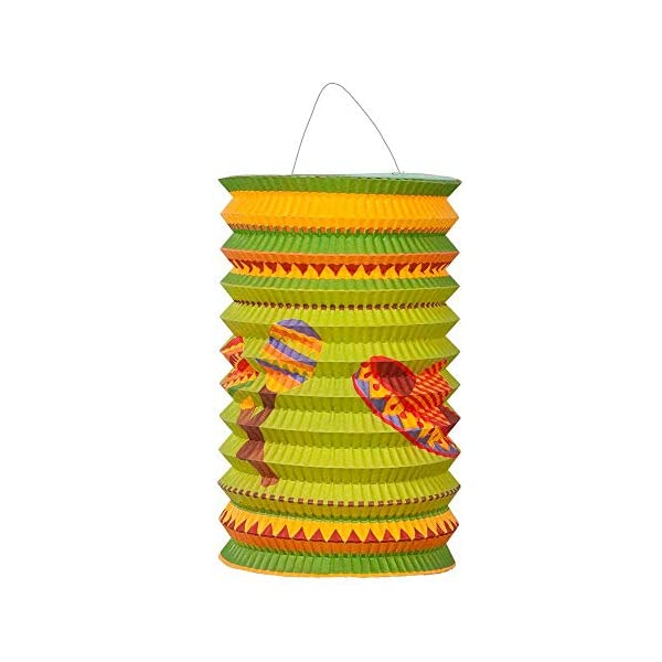 Boland- Lanternes Mexicaines, 2 Pezzi, Multicolore, BOL54403 2 spesavip