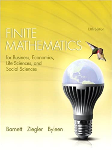 Amazon finite mathematics for business economics life finite mathematics for business economics life sciences and social sciences 13th edition kindle edition fandeluxe Gallery