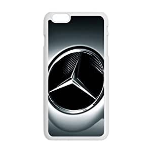 Happy Benz sign fashion cell phone case for iPhone 6 plus 6