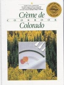 Creme de Colorado Cookbook - Creme Conscious