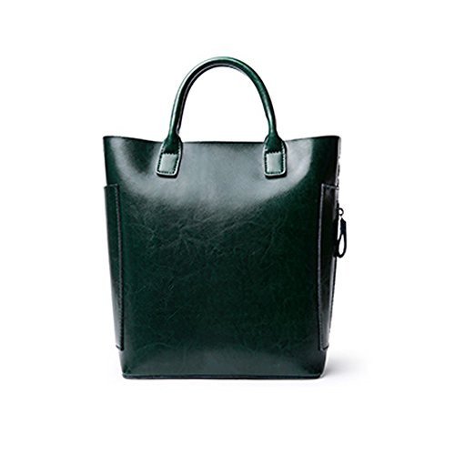 Soft Q0919 Leather Bag Handbags Multiple Green Shoulder Women Pockets Dissa tEdgqE