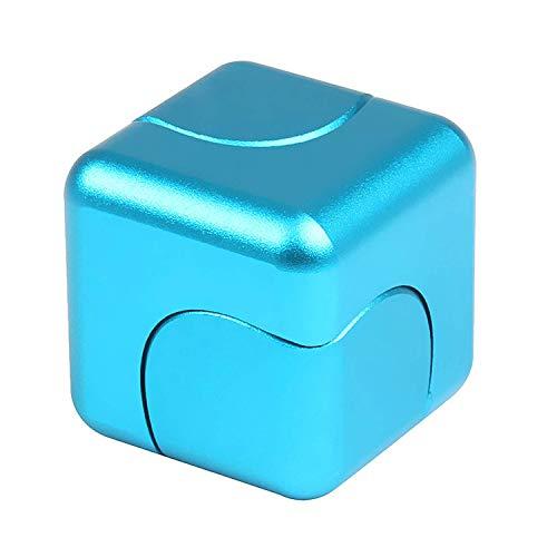 Xi Zheng Fidget Cube Spinner Fidget Toys for Kids &Adults (Blue)