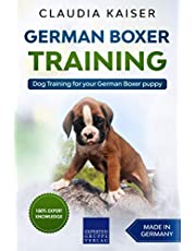 German Boxer Training: Dog Training for your German Boxer puppy