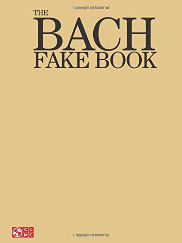 Download The Bach Fake Book (Fake Books) pdf