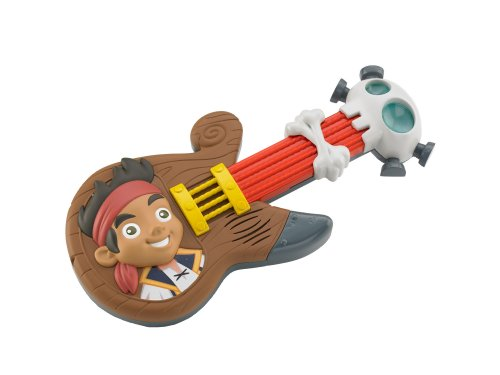 Fisher-Price Disney's Jake and The Never Land Pirates: Pirate Rock Guitar (Jake And The Neverland Pirate Characters)