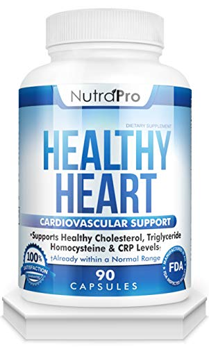 Healthy Heart Support Supplement NutraPro product image