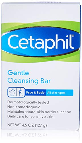 Cetaphil Gentle Cleansing Hypoallergenic Ounce