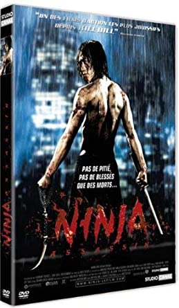 Ninja Assassin [Francia] [DVD]: Amazon.es: Rain, Naomie ...