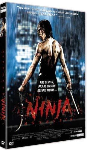 Ninja Assassin [Francia] [DVD]: Amazon.es: Rain, Naomie ...
