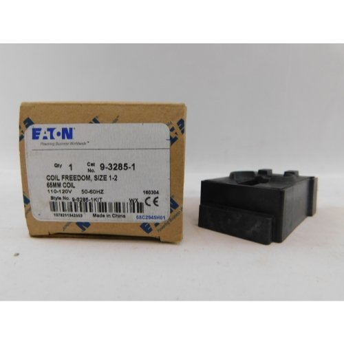 Eaton 9-3285-1 110/120V AC, Replacement Coil, Freedom Series. For use with NEMA Size 1-2 (Series A1 & B1) & IEC Frame Sizes G - K (Series B1 & C1).