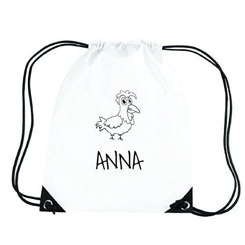 JOllipets ANNA Turnbeutel Sport Tasche PGYM5142 Design: Hahn UJKD1