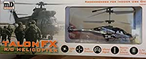 Talon Fx Rc Helicopter