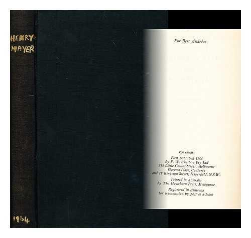 Marx, Engels, and Australia / Henry - Mayer Melbourne