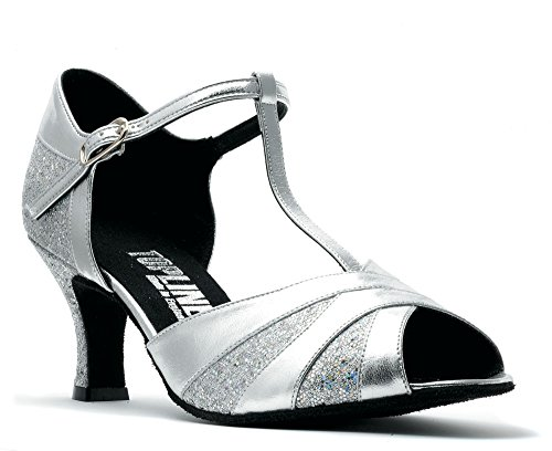 Ladies Social de para Helen Colours Shoes All de los todos damas baile salón Dance 5 social de colores 5 Helen 2 Ballroom Zapatos 2 xnT4AqCf6C
