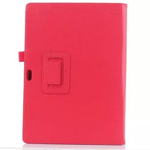 Surface clase Tablet Funda 3 cubierta Microsoft in marca para 2 y pluma Surface3 Folio PU alta Style soporte Profesional red elegante Fundas carcasa inShang Estilo Book Microsoft de 1 negocio Stylus Sqwv7a1a