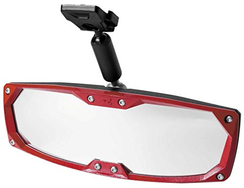 Seizmik UTV Rear View Mirror (Red) - 2016-2018 Can-Am Defender HD10 XT CAB -  Honda, NSRVM-214