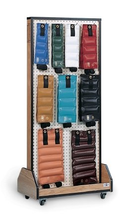 Alimed Accessorized Weight Rack From 1 to 10 lbs