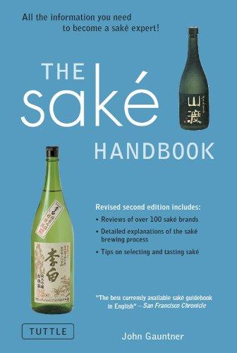 Sake Handbook by John Gauntner
