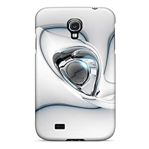 Durable 3d Abstract Back Cases/covers For Galaxy S4