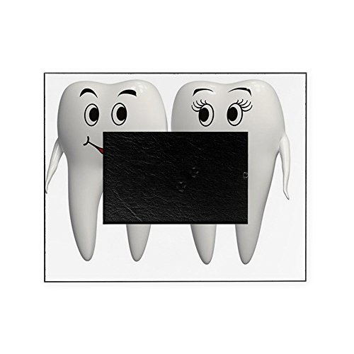 CafePress - Mr And Mrs Tooth - Decorative 8x10 Picture Frame by CafePress