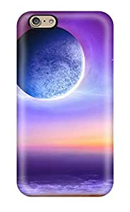 New Arrival Case Specially Design For Iphone 6 (space Art )