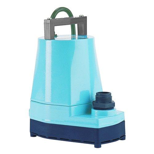5-MSP Submersible Sump/Utility Pump, 115V, 1/6HP, 18' (5 Msp Submersible Pump)