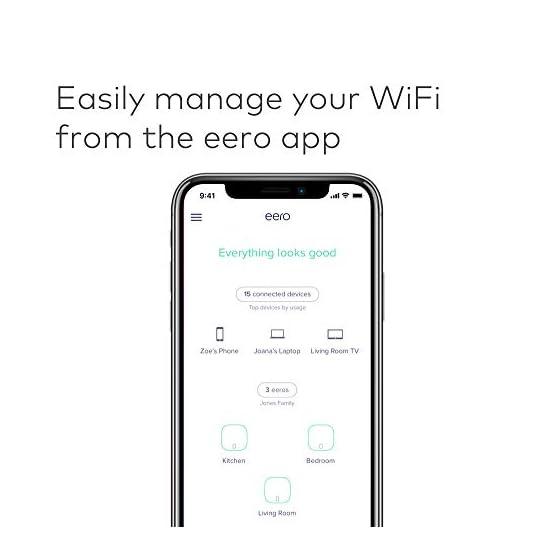 Introducing Amazon eero mesh wifi router 41uYieEKapL. SS555