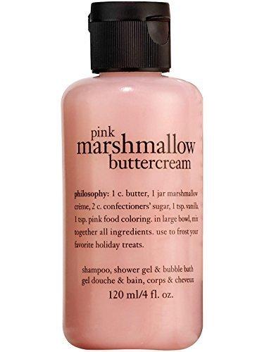 Philosophy Pink Marshmallow Buttercream Shampoo, Shower Gel