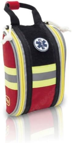 ELITE BAGS Rojo Compact's Botiquín Compacto Molle, Poliamida, género, Talla Única