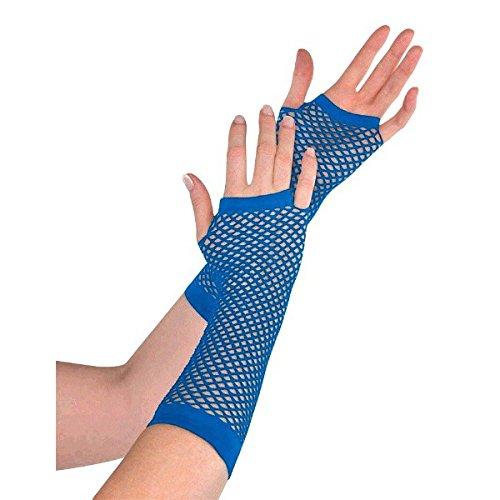 Blue 2 Gloves - 5