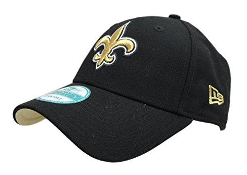 New Orleans Saints Hats - New Era Orleans Saints NFL 9Forty The League Adjustable Hat - Black