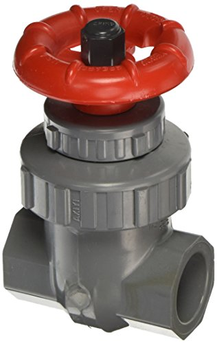 Gate Valve Adapter - Spears 2022-007C CPVC Schedule 80 Products CPVC Gate Valves
