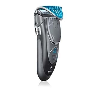 Braun cruZer 6 Face - Afeitadora, perfiladora y recortadora todo en uno