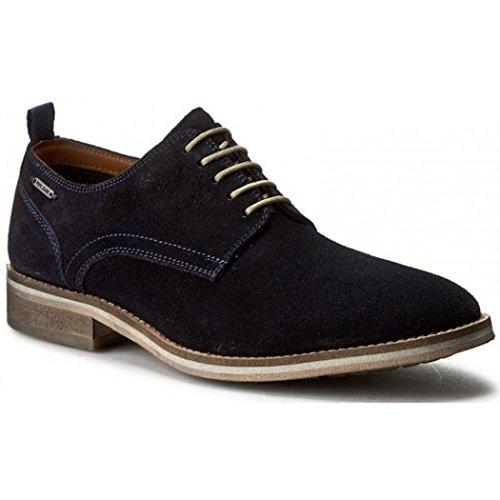 Pepe Jeans - Zapatillas de deporte para hombre Azul