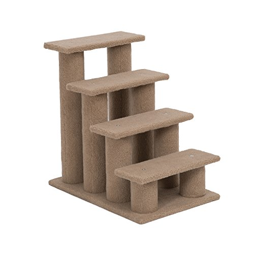 Pawhut Multi-Level Scratching Post Cat Tree Climber