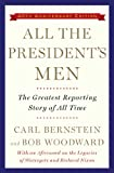 Book cover from All the Presidents Men by Bob Woodward