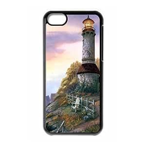 diy phone caseLighthouse Design Cheap Custom Hard Case Cover for iphone 5/5s, Lighthouse iphone 5/5s Casediy phone case