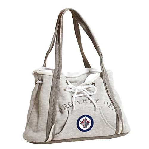 (NHL Winnipeg Jets Hoodie Purse)