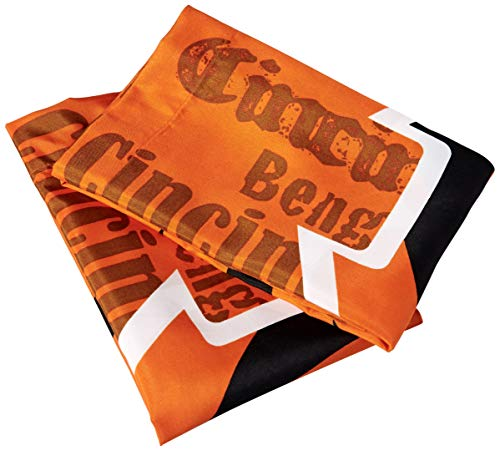 - The Northwest Company NFL Cincinnati Bengals Anthem Pillowcase Set Anthem Pillowcase Set, Orange, One Size