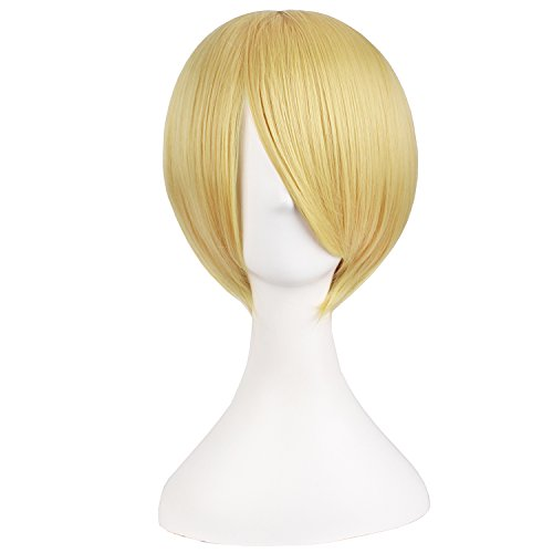 MapofBeauty Straight Cosplay Costume Blonde product image