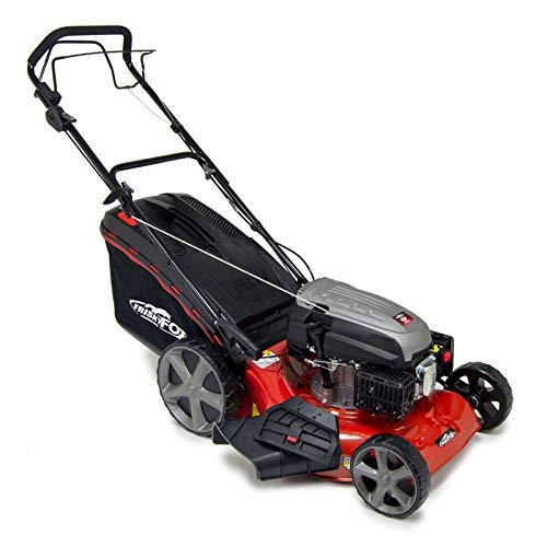 Frisky Fox PLUS 20' QUAD-CUT Self Propelled Petrol Lawn Mower 4-in-1...
