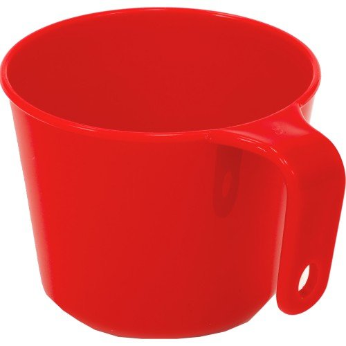 GSI Outdoors Cascadian Cup, BPA-Free, Holds 12 Ounces, Red