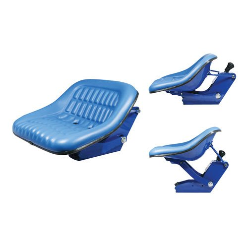 Seat Assembly Vinyl Blue Ford 5600 3910 2310 2910 5200 2120 5900 4400 5100 4330 2810 2110 6700 4610 545 5000 445 2300 3100 2600 3500 4600 7100 2000 6600 3300 2100 3000 3600 4000 4100 3610 4110 7000 by All States Ag Parts