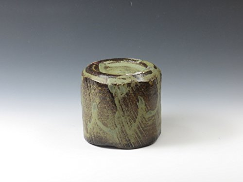 Japanese pottery sake cup (Koito-Yaki) by Koito-Yaki (Image #3)