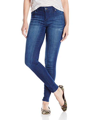 Celebrity Pink Jeans Women's Infinite Stretch Mid Rise Skinny Jean, Vintage Dark,...