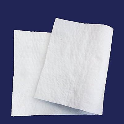 """Ceramic Fiber Blanket (2300 F, 8 Lbs) (1"""" x 12"""" x 24"""") (B10F)"""