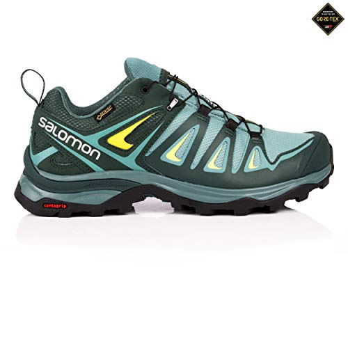 W 3 Salomon Ultra GTX Stivali da Black Escursionismo X Donna wqICRA