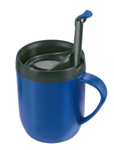 Zyliss Cafetiere Hot Mug, Blue