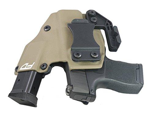 Fierce Defender IWB Kydex Holster Sig P365 +1 Series W/Claw