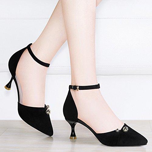 HUAIHAIZ Damen Damen Damen High Heels Pumps Die high-heel Schuhe Sandalen Präsident Katze mit Schuhe sexy Mode Frau Schuhe Abend Schuhe cc5c41
